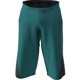 Zimtstern StarFlowz Shorts Herren pacific green/black